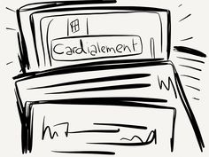 Berlin Daily - The Cardialement I stumbled upon at the lovely Modern Graphics on Oranienstraße