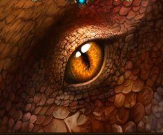 Got my eye on you. Amber Eyes, Dragon's Lair, Broken Wings, Dragon Eye, Fantasy, Art Club, Wonders Of The World, Painting & Drawing, Find Image