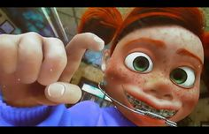 finding nemo darla | Poor fishies never saw them coming. It was near impossible to ...