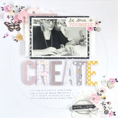 A beautiful collection to document a beautiful topic = SCRAPBOOKING!