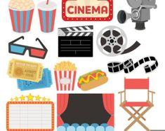 Instant Download Movie Clip Digitalkunst Film von OneStopDigital