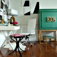 Bliss at Home's TO DIE FOR Home Office!