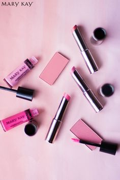 Add a touch of pink to enhance your natural shine! | Mary Kay