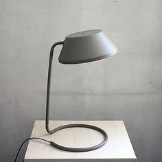 Military Table Lamp Industrial Aluminium Desk Lamp by RRRub