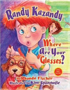 The book is helping kids all around the nation adjust to eyeglasses in a fun and clever way. Randy's motto of loving himself is reflected into the minds of children as they read this musical rhyme over and over again.This book is very unpredictable with hidden glasses throughout the story for the detective in your child to find. This amazing children's book has a keepsake message that is I love being me! Won the Book of Excellence award through Creative Child's Magazine.