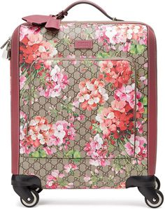 Loving this GG Blooms carry-on for traveling in style!  gucci  travelstyle.  Mens Carry On BagWomens LuggageTravel Bags ... 67d83146636a2