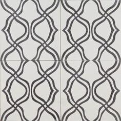 Matilda Rose Interiors: New trend in tiles. White Wallpaper, Bathroom Wallpaper, Print Wallpaper, Boho Bathroom, Bathroom Trends, Bathroom Ideas, Geometric Shapes Wallpaper, Roman Curtains, Encaustic Tile
