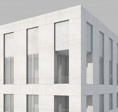 a f a s i a: David Chipperfield Architects antwerp
