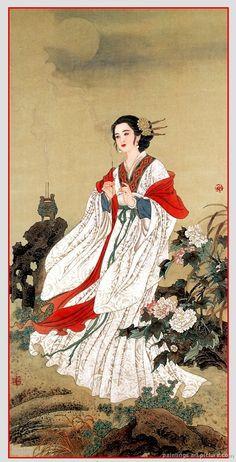 Diao Chan, by Wang Mei Fang & Zhao Guo Jing (Chinese)