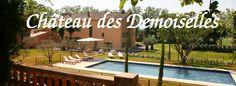 Chateau des Demoiselles La Motte en Provence dracenie-var-provence VTT vigne et vin oenotourisme nature détente