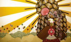 Sherlita Anesia Putri, Indonesian Designer/Illustrator