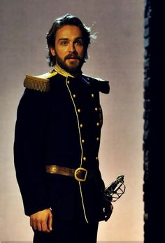 Tom Mison as  Prince Hal in Henry IV Part,directed by Sir Peter Hall
