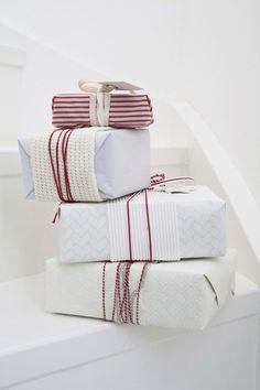 Hvitt p hvitt - 8 tips til personlig innpakning - Bo-Bedre.no