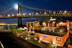 San Francisco: Waterbar -- Seafood with a view =)