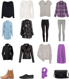 What to pack for Tok