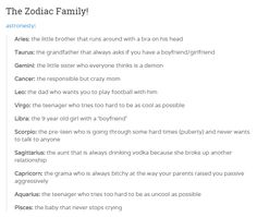 Wait... If I'm the grandma and  taurus' the grandpa... That means I'M MARRIED WITH TAURUS?!