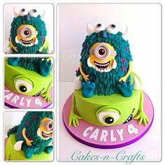 Minion Inc! - by Cakesncrafts @ CakesDecor.com - cake decorating website