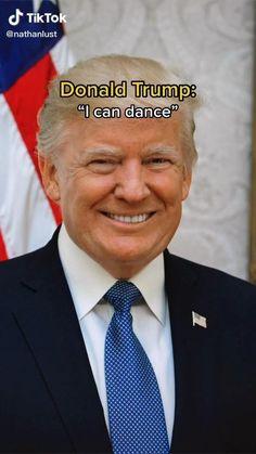 Donald Trump Video, America's Funniest Home Videos, Funny Politics, Political Strategy, Conservative Humor, Redneck Humor, Dance Tips, Pro Trump, Pro Life