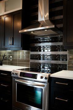 kitchen backsplash on pinterest light granite dark
