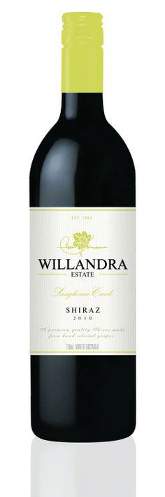 Willandra Estate Shiraz Wine from Australia seeking for distributors - Beverage Trade Network