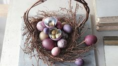 Over the years, we've created hundreds of Easter eggs. Search through our Easter egg projects and learn how to dye and paint eggs along with a large selection of unique ways to decorate Easter eggs. Bird Nest Craft, Easter Egg Dye, Easter Bunny, April Easter, Easter Parade, Easter Holidays, Egg Decorating, Easter Baskets, Egg Basket