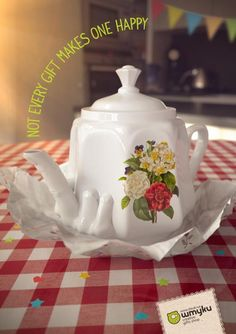 Awesome Teapot Gift