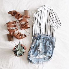 Imagen de fashion, outfit, and style http://amzn.to/2rgp9eG