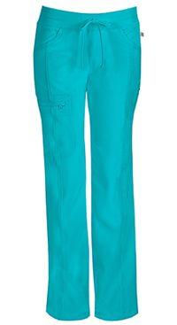 98e90940415 Low Rise Straight Leg Drawstring Pant Cherokee Uniforms, Bungee Cord, One  Back, Back