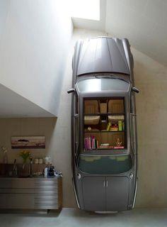 Falsch geparkt oder?