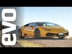 Lamborghini Huracan first drive video: Ferrari beater? | evo REVIEW - YouTube