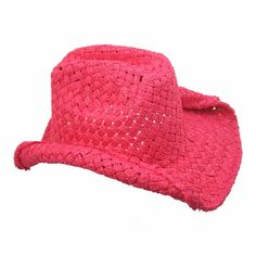 The pink toyo cowboy hat is a great eye catcher for any breast cancer awareness walk.  Wear this hat at any pink ribbon event can also be worn as a pink cowgirl hat or  a princess tea party for a different look. Think pink with our well-curated selection of favors, gifts, tableware, hats, apparel, party decorations and jewelry. Pink ribbon merchandise is perfect for any Breast Cancer awareness fundraiser, walk, or dinner. This is perfect for giveaways at your event or as gifts for your loved…