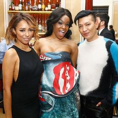 @bryanboycom joining @katgraham @azealiabanks #voguexangelys dinner  via VOGUE THAILAND MAGAZINE OFFICIAL INSTAGRAM - Fashion Campaigns  Haute Couture  Advertising  Editorial Photography  Magazine Cover Designs  Supermodels  Runway Models