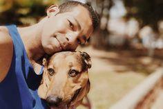 Nada nesse mundo se compara ao amor de um animalzinho de estimação. Absolutamente nada.