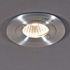 Badezimmer-Einbaustrahler Xena 230V Moderner Badezimmereinbaustrahler. Ganz einfach ohne Trafo zu installieren. #Einbauleuchte #Lampe #Light #einrichten #Innenbeleuchtung #wohnen