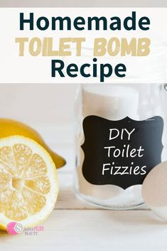 DIY toilet bombs will get your cleaning done in no time. They smell amazing and are fun to make! Isn't it such a hassle to try and find new fun ways to clean around the house? Especially in the bathroom… You may have made a diy all purpose cleaner or one of these 19 homemade cleaners but you really want a safe toilet cleaner. So perhaps it's time to try a fun fizzy cleaning alternative to hazardous toxic toilet cleaners! Green Cleaning Recipes, Natural Cleaning Recipes, Natural Cleaning Products, Cleaning Hacks, Toliet Bombs, Fizzy Toilet Bombs, Diy All Purpose Cleaner, Bombe Recipe, Household Cleaners