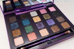 Urban Decay Vice 2 Palette review
