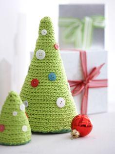 Christmas Trees| Free Crochet Patterns
