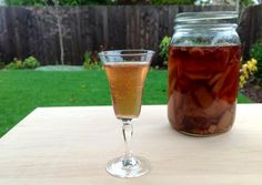 Pear & Cranberry Liqueur