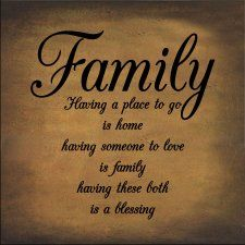 Gold Primitive Style Signs & Sayings - Family Framed Sign - Primitive ...