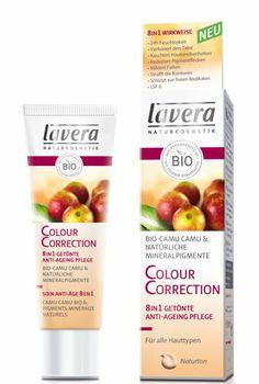 Colour Correction bietet 8in1 Pflegefunktionen für reife Haut.
