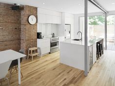 Uncovering Old Charm in a New Renovation