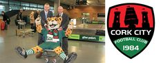 Cork City FC & Cork Airport renew partnership for 2013 season! Cork City, Airports, Social Media, Social Networks, Social Media Tips