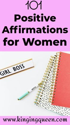 Here is a list of 101 daily positive affirmations for women. These positive affirmations will uplift your body, mind, and soul and help you live the life you deserve|affirmations for women|kingingqueen.com|daily affirmations |affirmations for self-love | self-love affirmations | positive affirmations #affirmations #positiveaffirmations #dailyaffirmations #affirmationsforselflove
