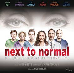 Next To Normal - Deutsche Originalaufnahme Live (Fast Normal) German Cast