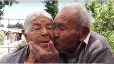 Parret har været gift i 85 år – og deres hemmelighed er enkel That's Love, Love Is All, Day Old Chicks, Dog Words, Surprise For Him, Grow Old With Me, Elderly Man, Old Age, Happy Together