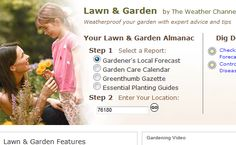 Very Interesting! Just plug in your zip & it gives all kinds of gardening help for your area. I was impressed!