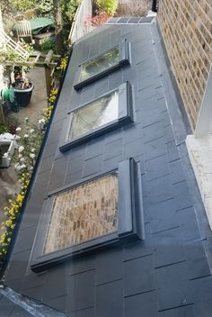 Islington, Side Extension, Kitchen Extension, Victorian Terraced House, Bi-Fold … - All About Balcony Side Return Extension, Extension Plans, Glass Extension, Kitchen Extension Velux Windows, Bungalow Extensions, House Extensions, Kitchen Extensions, Terraced House, Victorian Terrace House
