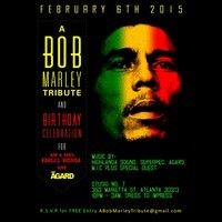 BOB MARLEY 70th BIRTHDAY BASH PROMO MIXTAPE - SIDE A by HIGHLANDA SOUND Reggae on SoundCloud