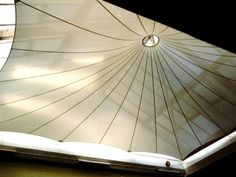 Glass Skylight Screening Canopy | Bexley College