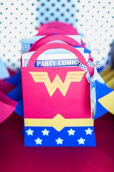 SUPERHERO TRAINING ACADEMY BIRTHDAY PARTY - 5 YEARS OLD GIRL | CatchMyParty.com